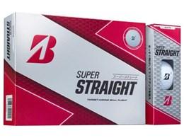 BRIDGESTONE GOLF SUPER STRAIGHT 2019年モデル [ホワイト]