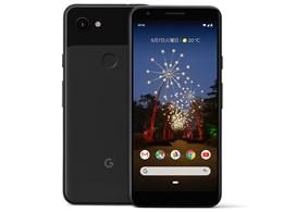 Google Pixel 3a SIMフリー [Just Black]