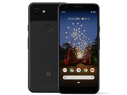 Google Pixel 3a XL SIMフリー [Just Black]
