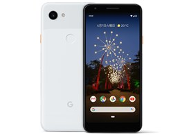 Google Pixel 3a SoftBank [Clearly White]