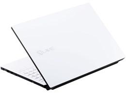 LAVIE Note NEXT NX850/NAW PC-NX850NAW [プラチナホワイト]