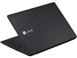 LAVIE Note Standard NS150/NAB PC-NS150NAB [カームブラック]