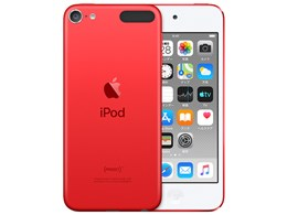 iPod touch (PRODUCT) RED MVJF2J/A [256GB レッド]
