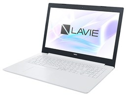 LAVIE Direct NS Core i7・1TB HDD・8GBメモリー・ブルーレイ・Office Home&Business 2019搭載 NSLKB623NSDH1W