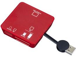 Digio2 CRW-6M73R [USB 56in1 レッド]