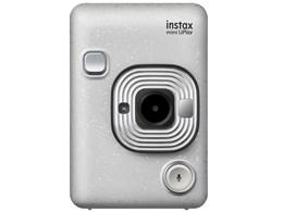 instax mini LiPlay チェキ [ストーンホワイト]