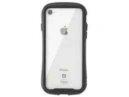 iFace Reflection iPhone 8/7用 [ブラック]