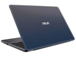 ASUS E203MAH Celeron N4000・4GBメモリ・500GB HDD・11.6型HD液晶・Windows 10 Pro搭載モデル E203MAH-FD005R