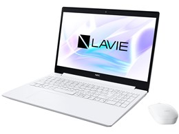 LAVIE Note Standard NS600/NAW PC-NS600NAW [カームホワイト]