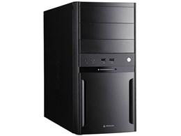 LUV MACHINES AG400XN-M2SH2-KK 価格.com限定 Ryzen 7/16GBメモリ/256GB NVMe SSD+2TB HDD/GTX1650搭載モデル