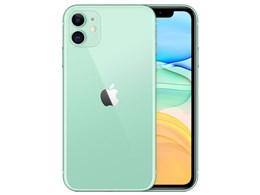 iPhone 11 128GB SIMフリー [グリーン]