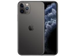 iPhone 11 Pro 256GB SIMフリー [スペースグレイ]