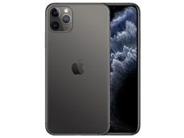 iPhone 11 Pro Max 256GB SIMフリー [スペースグレイ]