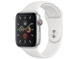 Apple Watch Series 5 GPS+Cellularモデル 44mm MWWC2J/A [ホワイトスポーツバンド]