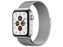 Apple Watch Series 5 GPS+Cellularモデル 44mm MWWG2J/A [ミラネーゼループ]