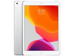 iPad 10.2インチ 第7世代 Wi-Fi+Cellular 32GB 2019年秋モデル au [シルバー]