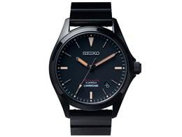 seiko wena wrist pro Mechanical set -LOWERCASE Edition- WNW-SB15A/B [プレミアムブラック]