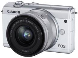 EOS M200 EF-M15-45 IS STM レンズキット [ホワイト]