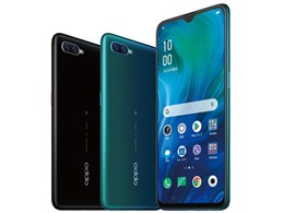 OPPO Reno A 64GB SIMフリー [ブラック]