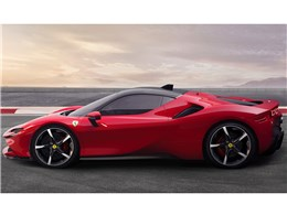 >フェラーリ SF90 ストラダーレ 2019年モデル