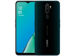 OPPO A5 2020 SIMフリー [グリーン]