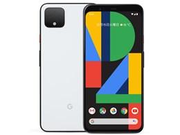 Google Pixel 4 64GB SIMフリー [Clearly White]