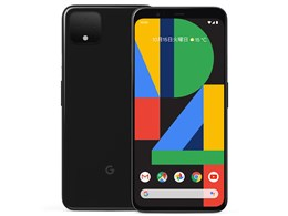 Google Pixel 4 128GB SIMフリー [Just Black]