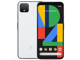 Google Pixel 4 128GB SIMフリー [Clearly White]