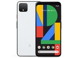 Google Pixel 4 XL 128GB SIMフリー [Clearly White]