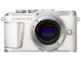 OLYMPUS PEN E-PL10 ボディ [ホワイト]