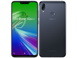 ZenFone Max (M2) 64GB SIMフリー [ミッドナイトブラック]