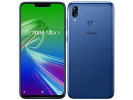 ZenFone Max (M2) 64GB SIMフリー [スペースブルー]