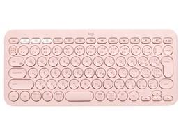 K380 Multi-Device Bluetooth Keyboard K380RO [ローズ]