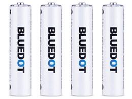 USB充電式リチウムイオン電池 単4形 4本パック BMB-MR4