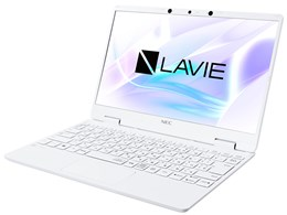 LAVIE Note Mobile NM750/RAW PC-NM750RAW [パールホワイト]