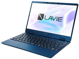 LAVIE Note Mobile NM750/RAL PC-NM750RAL [ネイビーブルー]