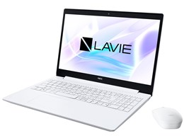 LAVIE Note Standard NS700/RAW PC-NS700RAW [カームホワイト]
