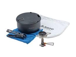 SOTO ウインドマスター クッカーコンボ SOD-310CC