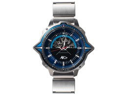 wena wrist pro Mechanical Silver set -kawamori Edition- WNW-SB17A/S [シルバー]