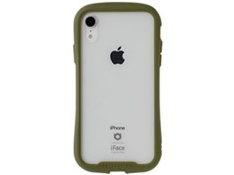 iFace Reflection iPhone XR用 [カーキ]