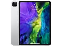 iPad Pro 11インチ 第2世代 Wi-Fi 512GB 2020年春モデル MXDF2J/A [シルバー]