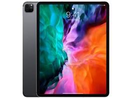 iPad Pro 12.9インチ 第4世代 Wi-Fi+Cellular 128GB 2020年春モデル au [スペースグレイ]