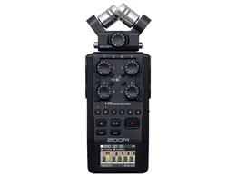 Handy Recorder H6/BLK [Black]