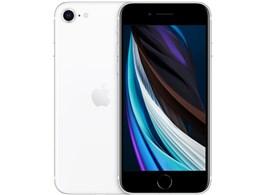 iPhone SE (第2世代) 128GB au [ホワイト]
