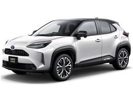 >トヨタ ヤリスクロス 2020年モデル