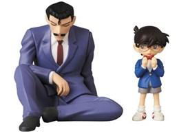 ウルトラディテールフィギュア No.567 名探偵コナン シリーズ3 眠りの小五郎&江戸川コナン
