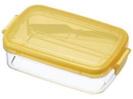 ふわふわバターナイフ付き密封バターケース PBJ1F [ベーシック]