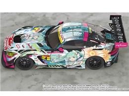 初音ミク GTプロジェクト 1/18 グッドスマイル 初音ミク AMG 2017 SUPER GT ver.