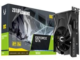 ZOTAC GAMING GeForce GTX 1650 OC GDDR6 ZT-T16520F-10L