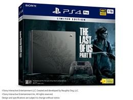 プレイステーション4 Pro The Last of Us Part II Limited Edition CUHJ-10034 [1TB]